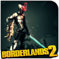 Borderlands 2 Zero v2 by griddark