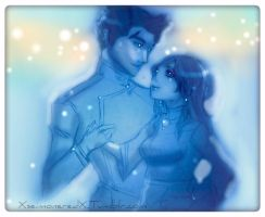 Makorra- The Dance by XSeiMoneReDX