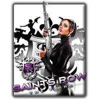 Saints Row the Third icon by pavelber