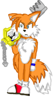 Tails for Badcoin by tails-sama