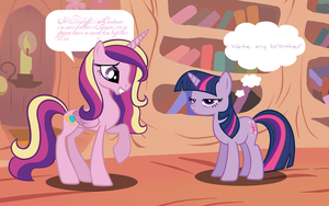 Meeting Cadence by Timexturner