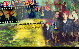 Danger Days wallpaper 023 by saygreenday