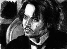 Johnny Depp From Hell by bris1985