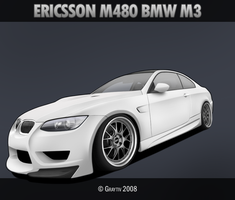 Bmw M3 Toon by Graytiv