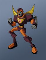 Animated Rodimus by KrisSmithDW