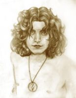 Robert Plant by PurpleGoat