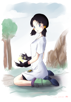 Videl Learning KI !! by ltkworks