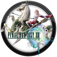 Final Fantasy XIII Icon v3 by andonovmarko