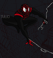 Ultimate Spiderman II by TULIO19mx