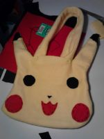 Pikachu Bag For Sale by Lucora