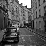Little Car of Montmartre by Simina31