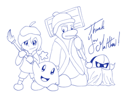 Brawl in the Family - Thank you by NebulaWords