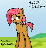 Adult Babs - My Little Art Challenge by TertonDA