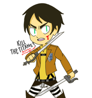 Kill the Titans! by gelatinousArtisan