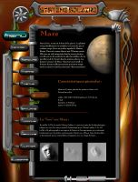 Interface Mars by Dinfreal