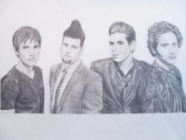 Marianas Trench Drawing by ErynWilliams108
