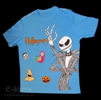 This Is Halloween T-shirt by ToxicElli