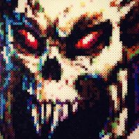 Bone Prophet - Heroes of Newerth by TheBlackPerler