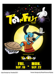 ToonFest 2014 Unofficial Poster Design 2 by PkmnPrincessPiplup
