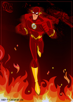 Flash [DC comics] by David-Y-F
