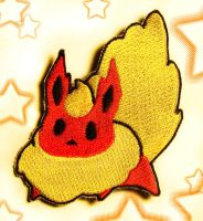 Flareon Patch by Hoozuki