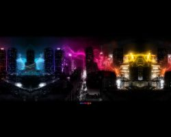 City Lights by Zer0Designs