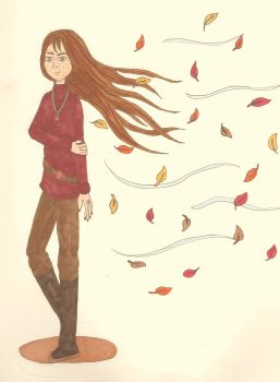 Autumn Winds by AnimeGeek15