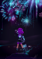 Firework Cannon by chicinlicin