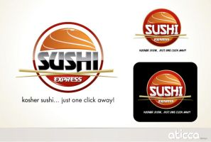 Logo - Sushi Express by AticcaDesign