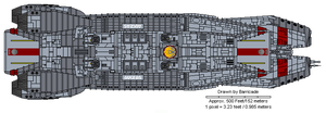 Augeas class Carrier by Barricade