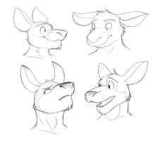 Nestle Face Redesign Headshots by Temiree