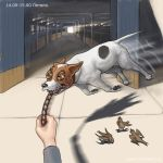 Big story of a small dog#5 by Fable-Art