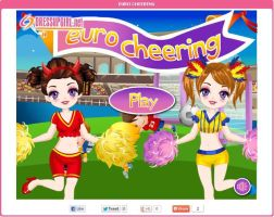 Euro Cheering Dress up by willbeyou