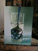 Photorealism Glass by luc722