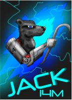 Jack: Time traveling space marine edition by wolf117M