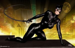 Catwoman Returns by Poserhobbit