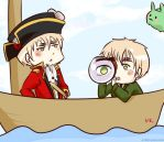 We are sailing! by MicoSol