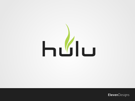 hulu logo idea by awhite92