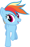I'd Love to Stretch My Legs! by krazy3