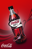 Great Coke taste, ZERO sugar by Dane103