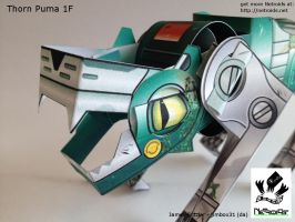 Thorn Puma 1F - Rawr by jimbox31