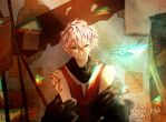 MYSTIC MESSENGER UNKNOWN by erebos-light