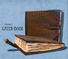 Project: Gater-Book by Swashbookler