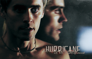 Jared Leto HURRICANE by fuckingPOISON