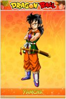 Dragon Ball - Yamcha by DBCProject