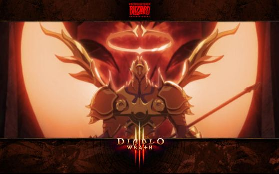 Diablo 3: Wrath #9 Imperius II by Holyknight3000
