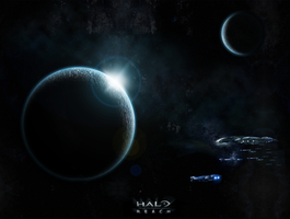 The fall of Reach by 2900d4u