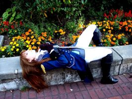 Lia de Beaumont Cosplay by Kahlan4