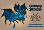 Clouded Diamond - FR Fae Skin Commission by GaiaWolfess
