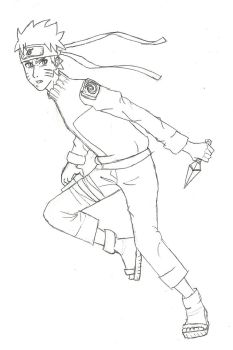 Naruto, run! by mettle5